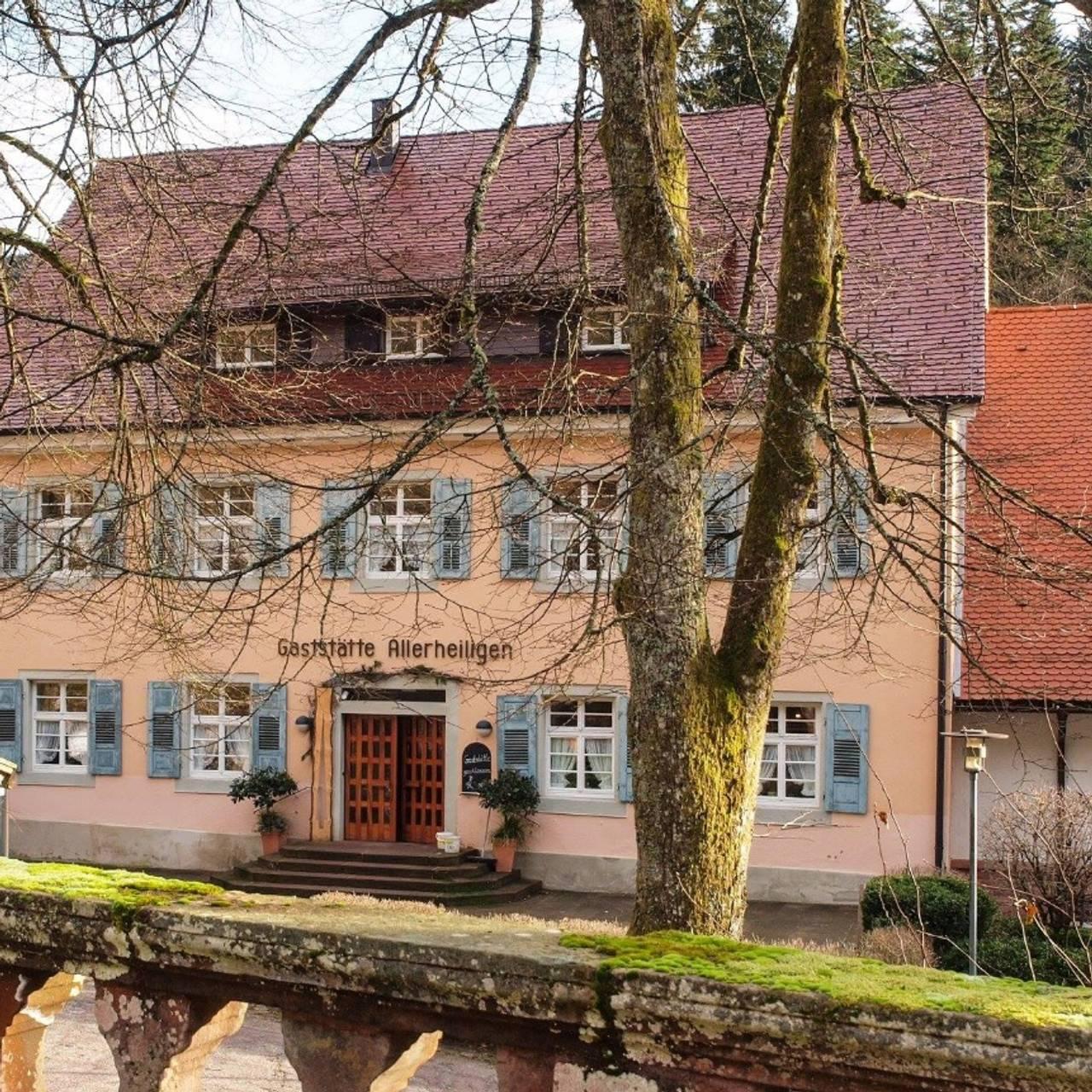 Kloster Allerheiligen Restaurant - Oppenau, BW | OpenTable