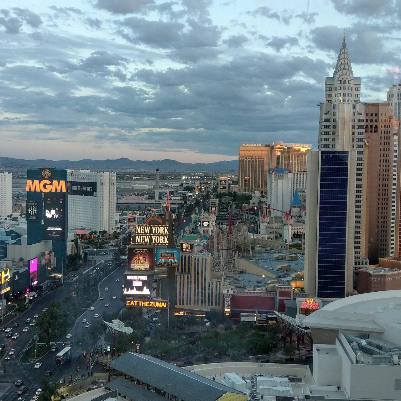 SkyBar - Waldorf Astoria, Las Vegas Restaurant - Las Vegas, NV ...