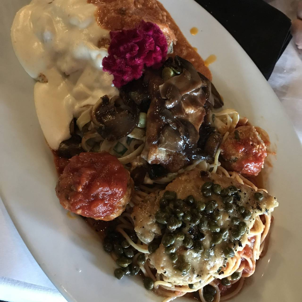 Iozzo\'s Garden of Italy Restaurant - Indianapolis, IN | OpenTable