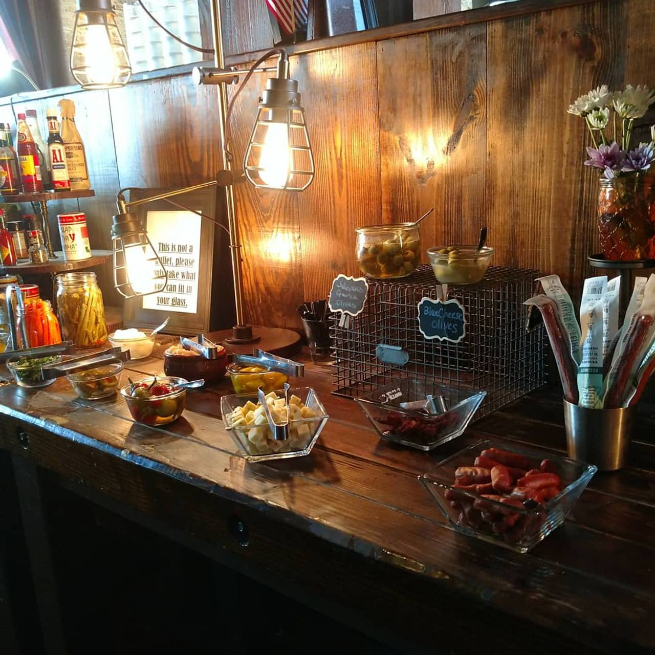Ross&Hall Beer Garten & Kitchen Restaurant - Dallas, TX | OpenTable
