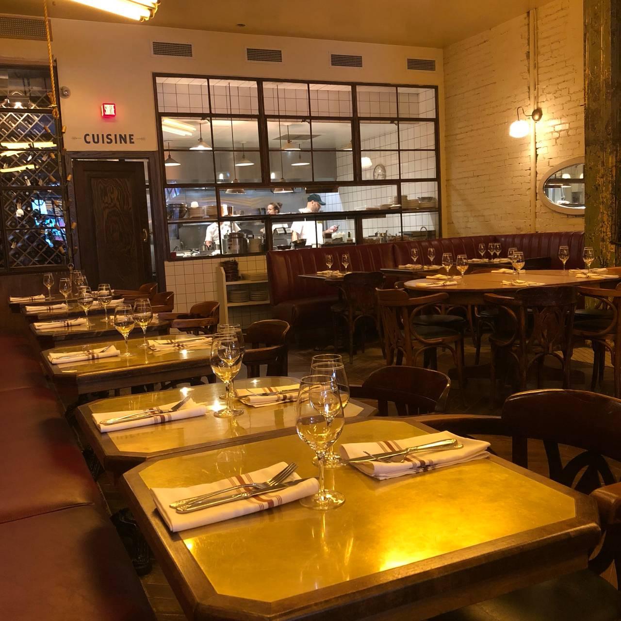 Casser Un Bar De Cuisine restaurant balsam - montréal, qc | opentable