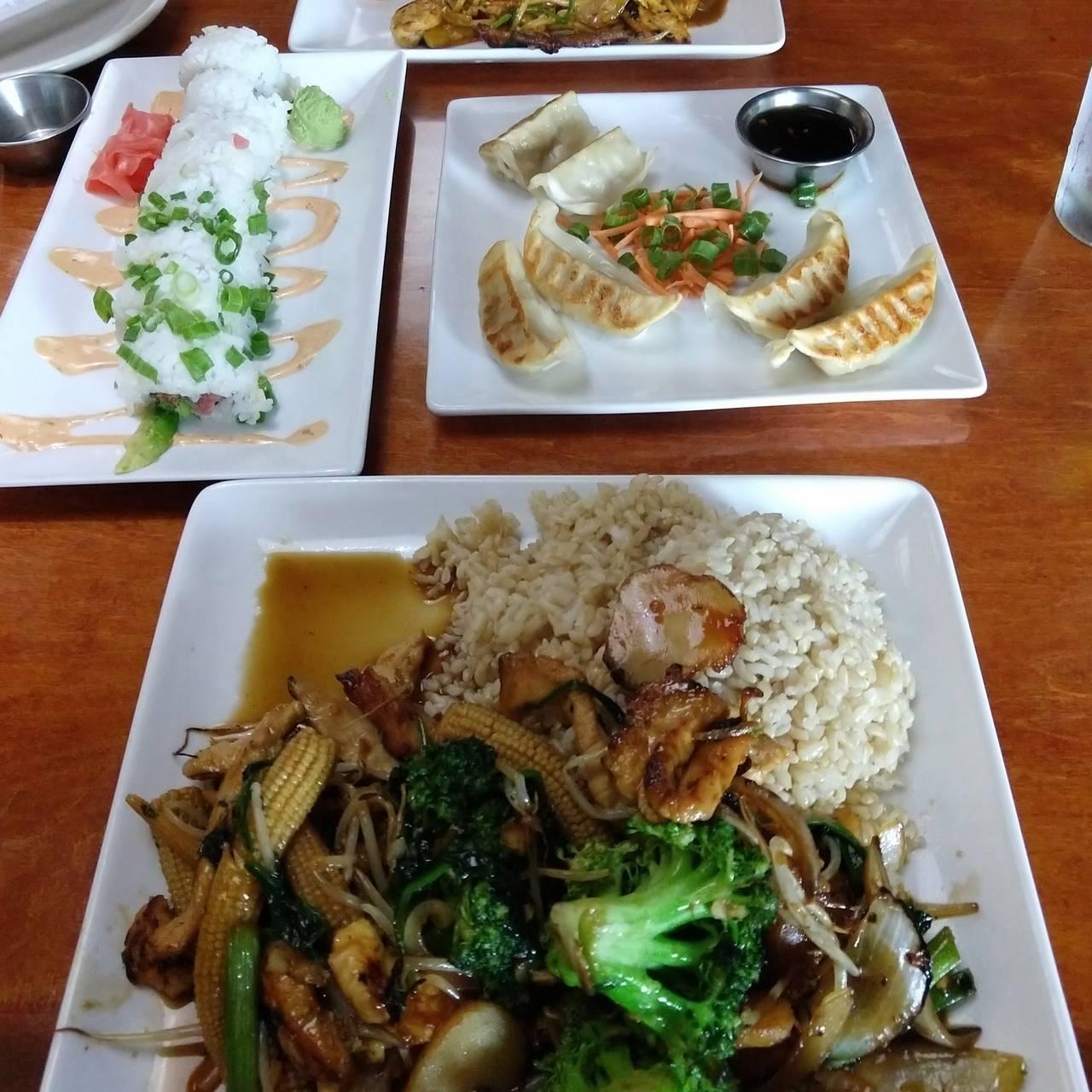 Stir Crazy Fresh Asian Grill Estero Restaurant Estero Fl