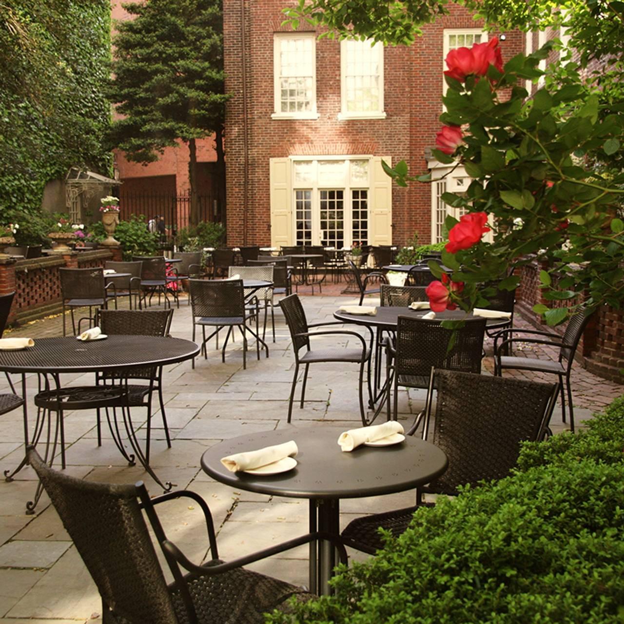 M Restaurant at the Morris House - Philadelphia, PA | OpenTable