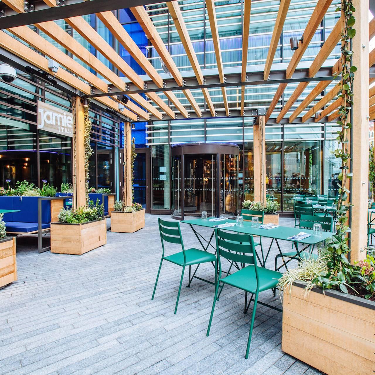 Jamie\'s Italian - London Bridge Restaurant - London, | OpenTable