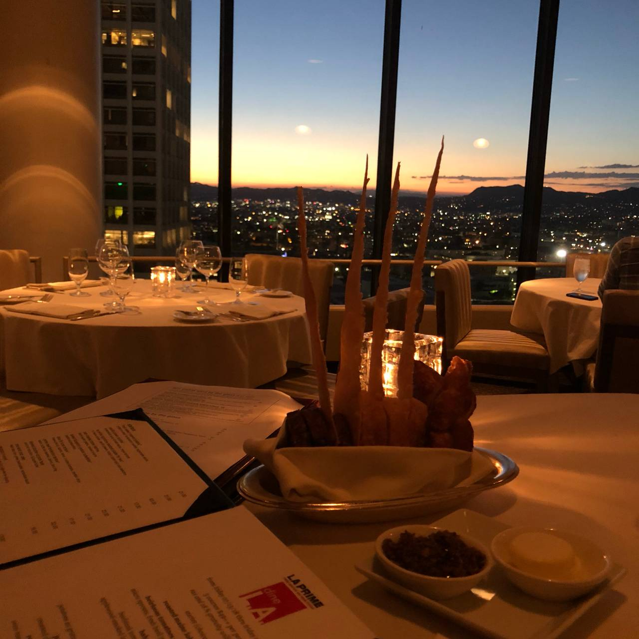 La Prime At The Westin Bonaventure Hotel Restaurant Los Angeles Ca Opentable