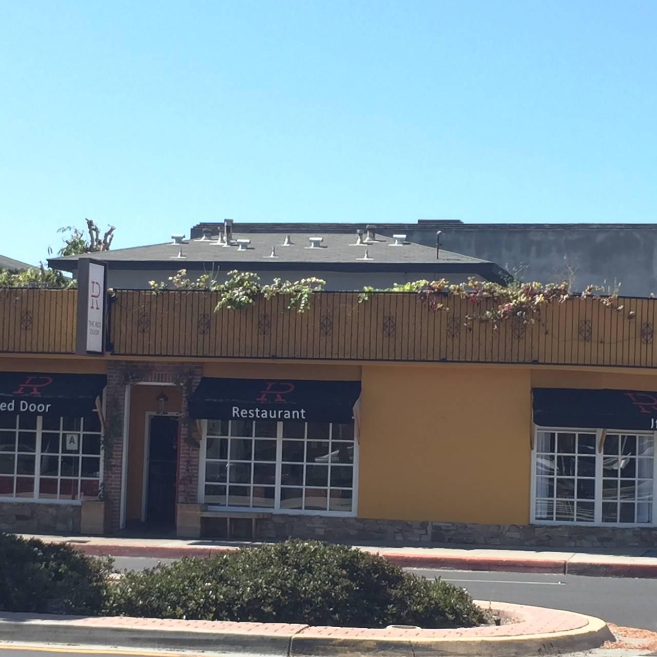 The Red Door Restaurant San Diego Ca Opentable