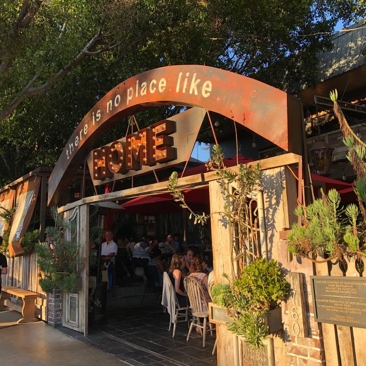 Home Restaurant Los Feliz Los Angeles Ca Opentable