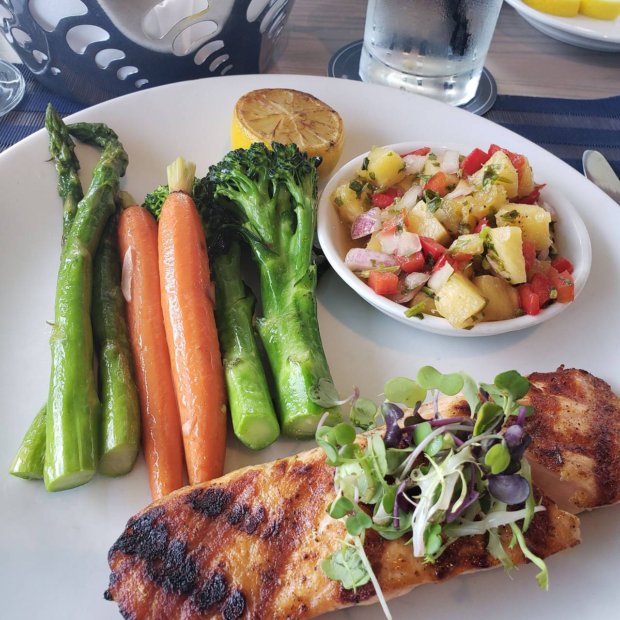 Latitudes Restaurant Highland Beach Fl Opentable