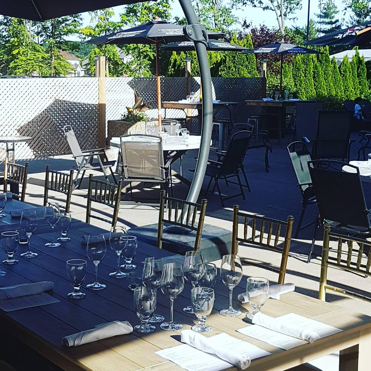 La Terrazza Bar Bistro Restaurant St Catharines On