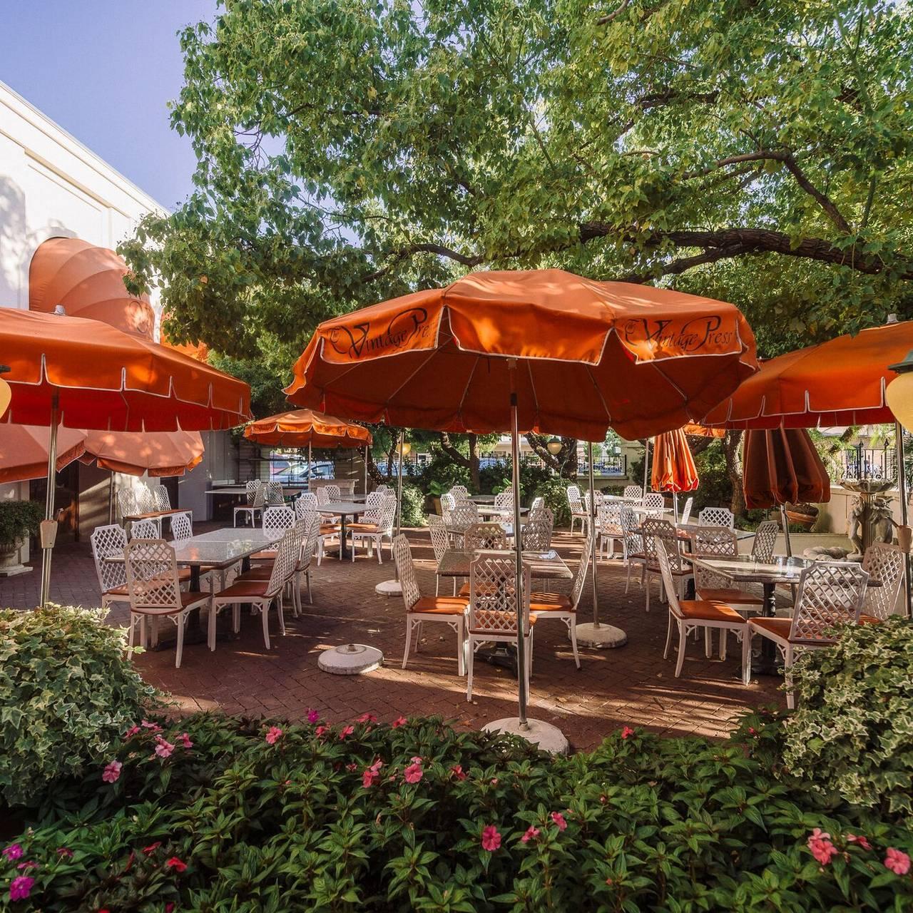 The Vintage Press Restaurant - Visalia, CA   OpenTable