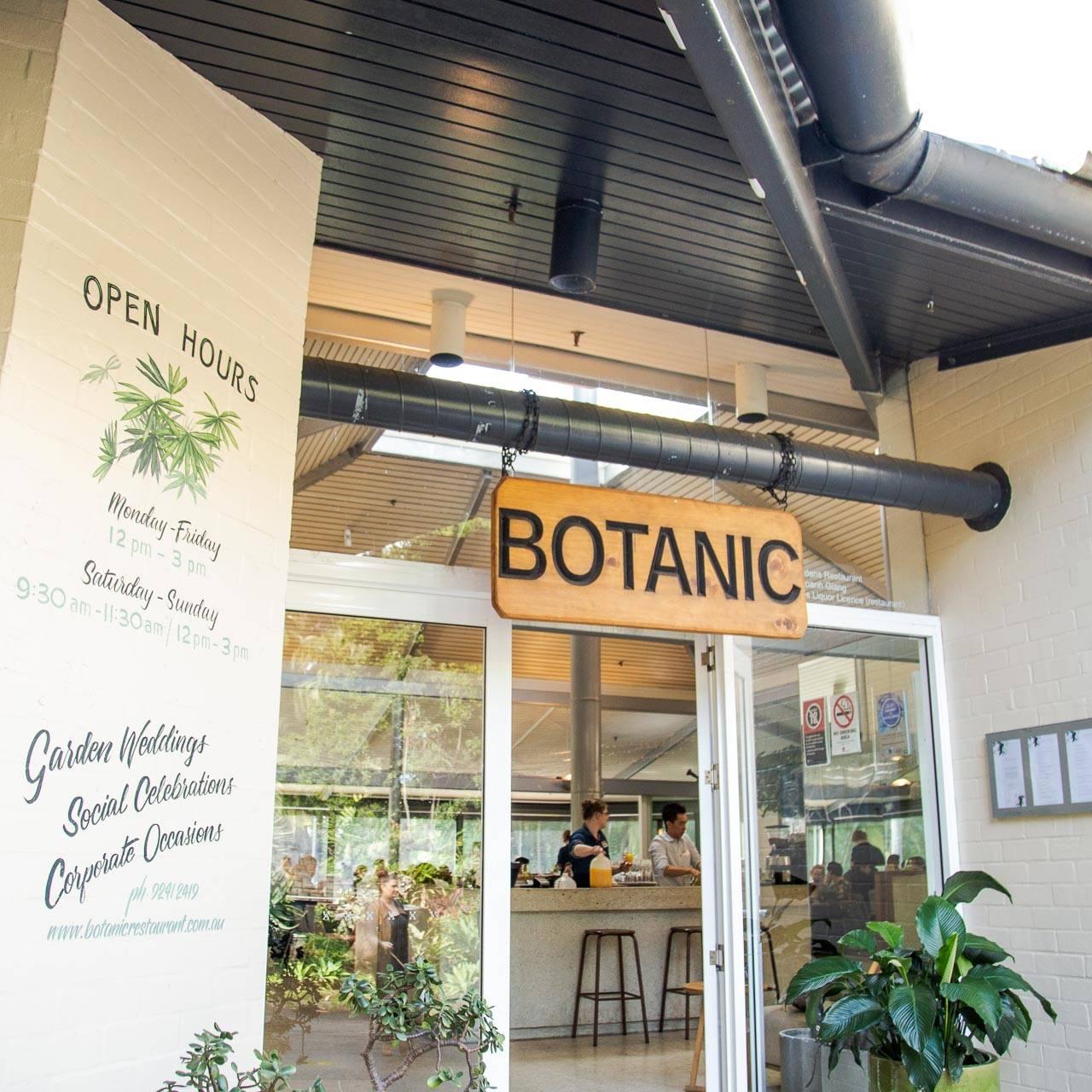Botanic Gardens Restaurant - Sydney - Sydney, AU-NSW | OpenTable