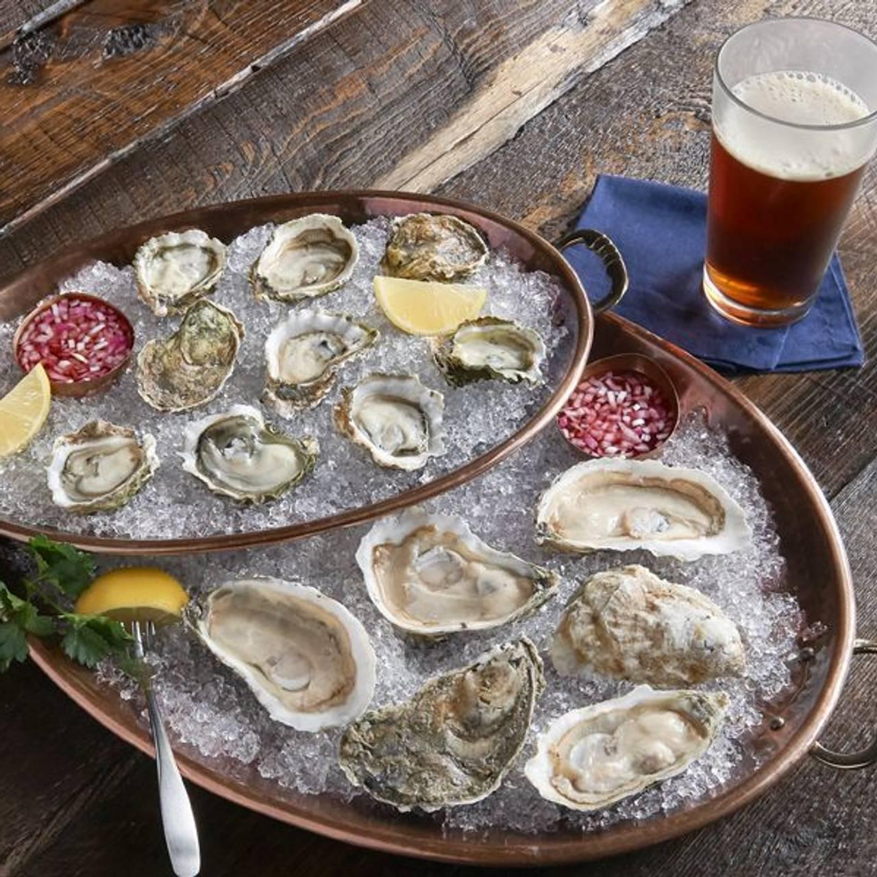 Signature Oysters Mccormick Schmick S Seafood Reston Va