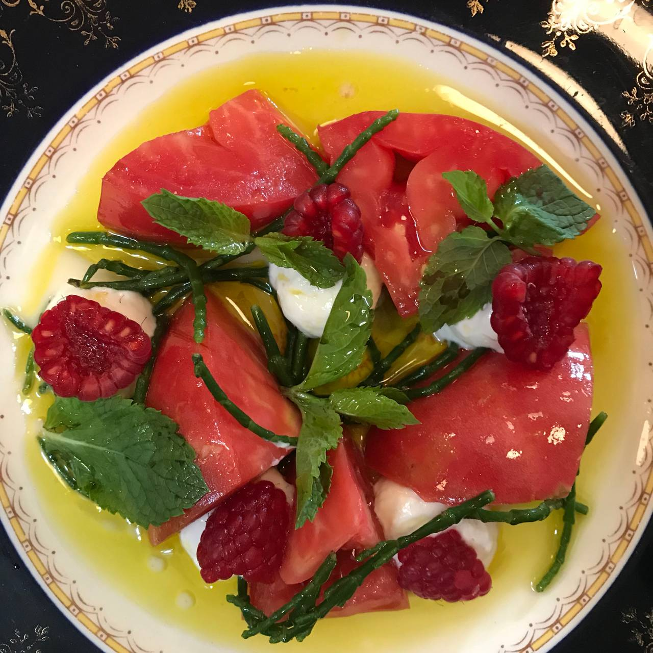 The Quality Chop House London Opentable Morin Strawberry