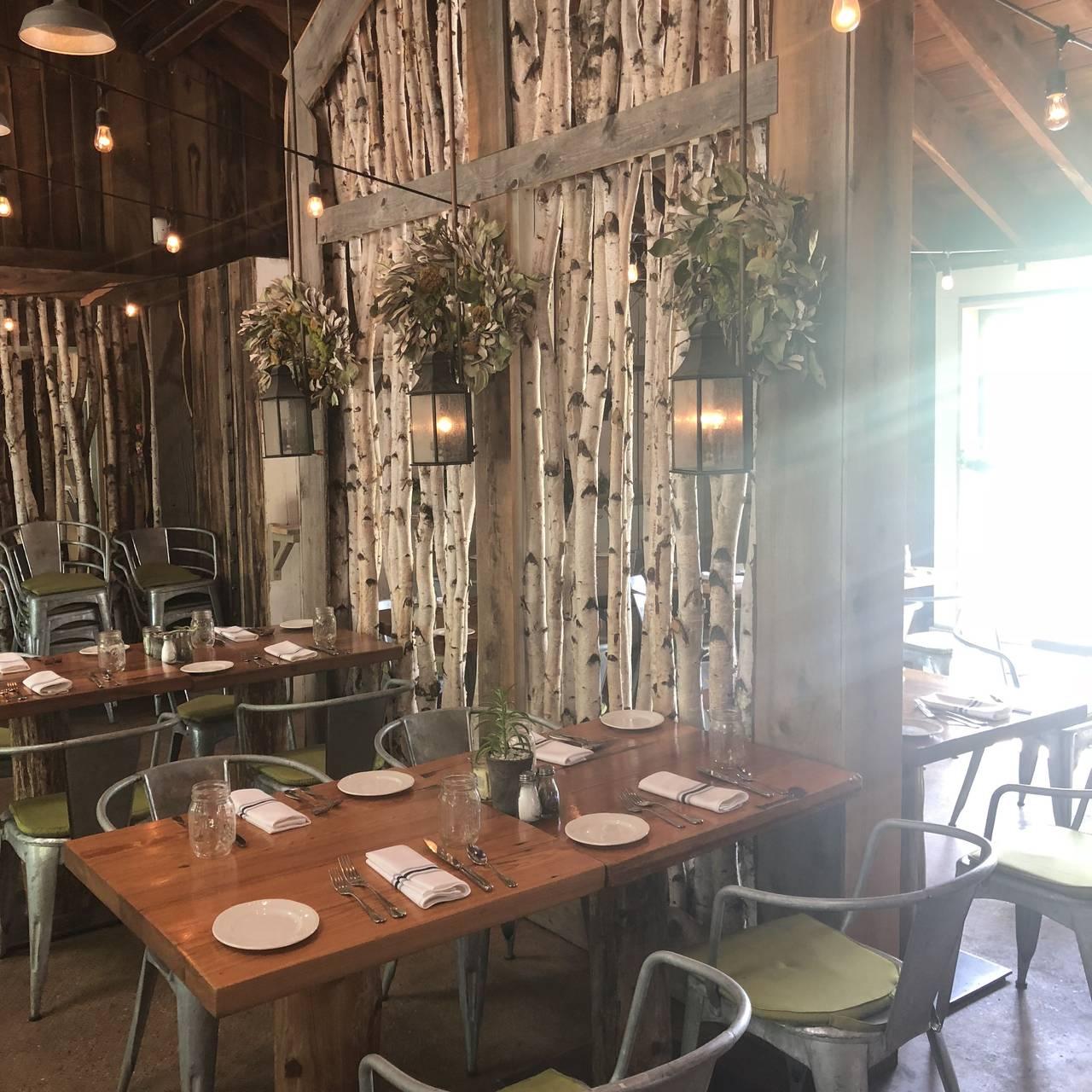 Terrain Garden Cafe Restaurant - Glen Mills, PA | OpenTable