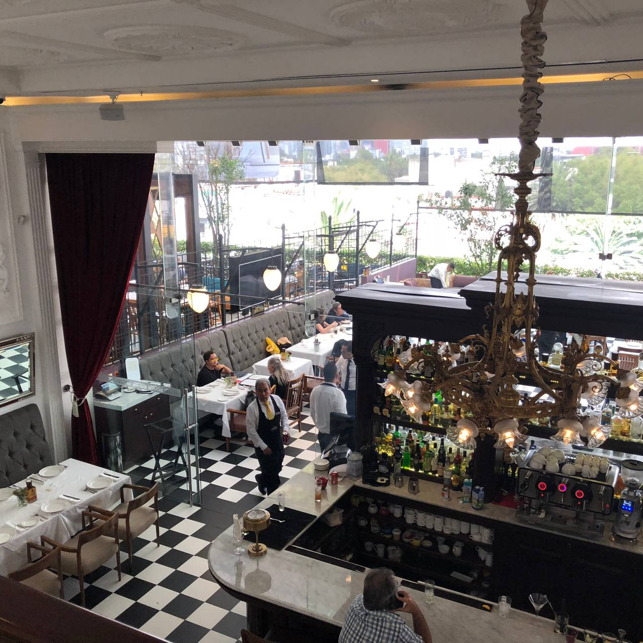 Cantina El Palacio Restaurant México Cdmx Opentable