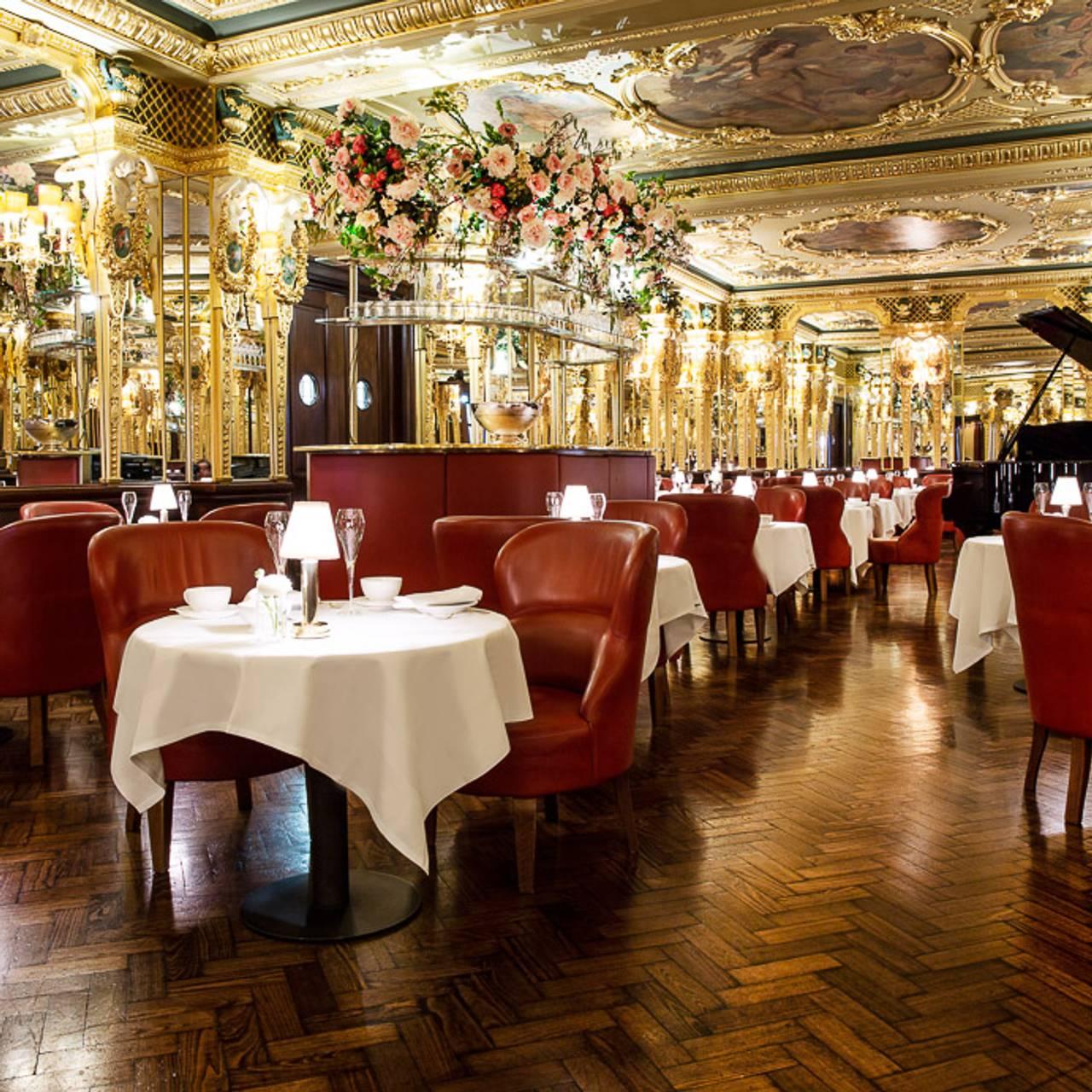 Afternoon tea at Hotel Café Royal Restaurant - London, | OpenTable