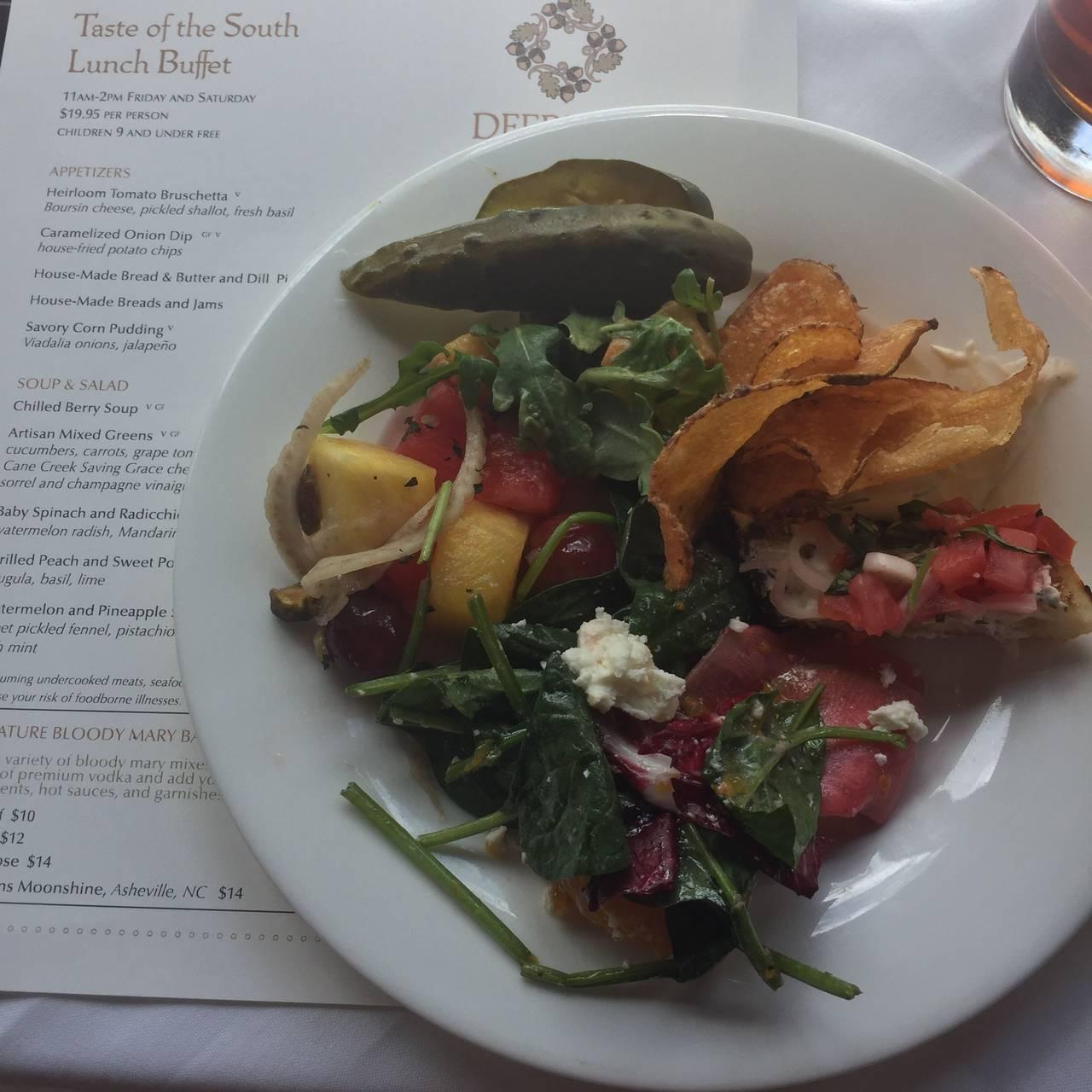 Deerpark Restaurant-Biltmore Estate Restaurant - Asheville, NC ...