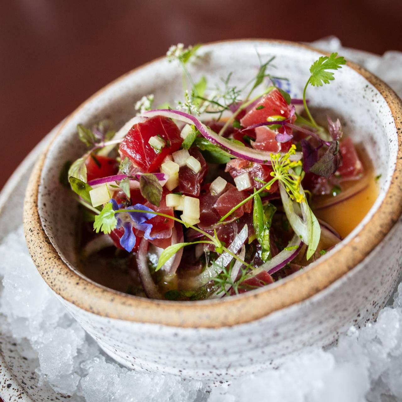 Nahita Latin American Izakaya Restaurant Boston Ma