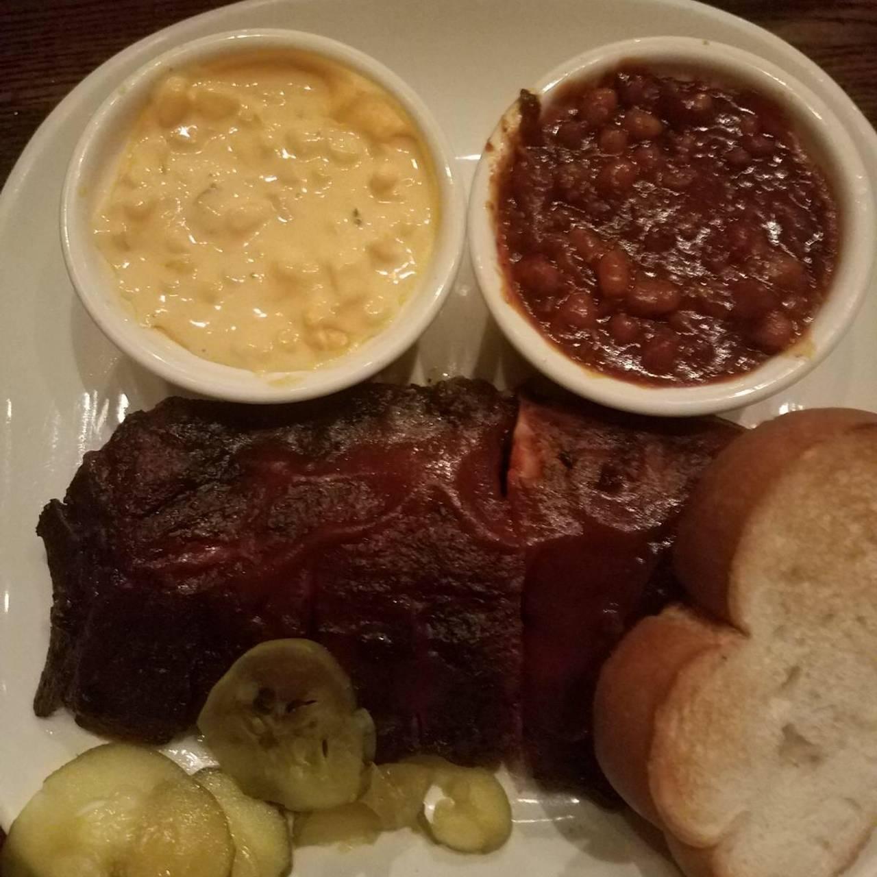 Jack Stack Barbecue - Freight House Restaurant - Kansas City, MO ...