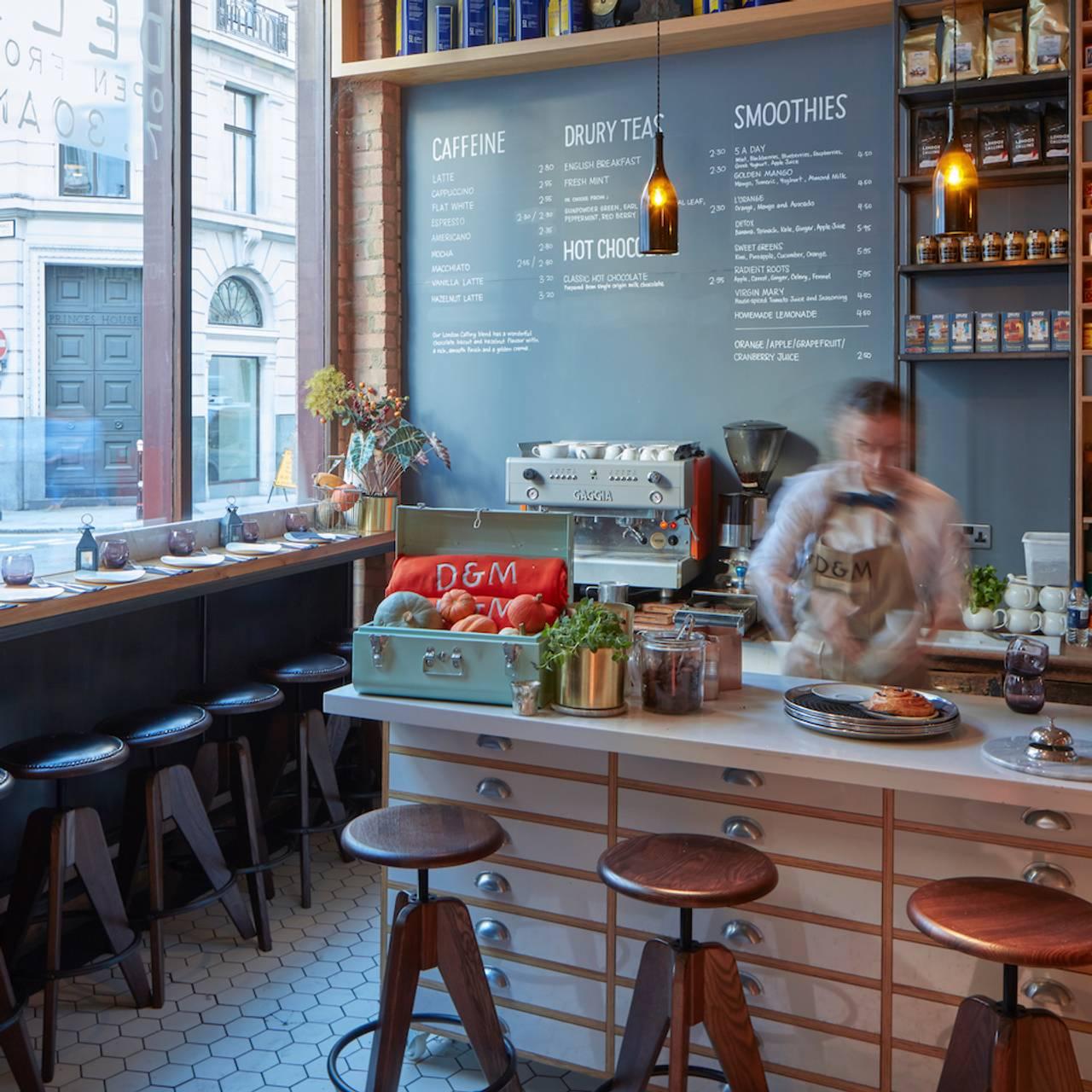 The Anthologist Restaurant - London,   OpenTable
