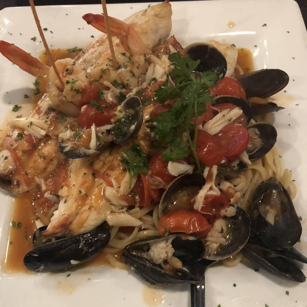 Manalu Italian Restaurant - Frederick, MD | OpenTable