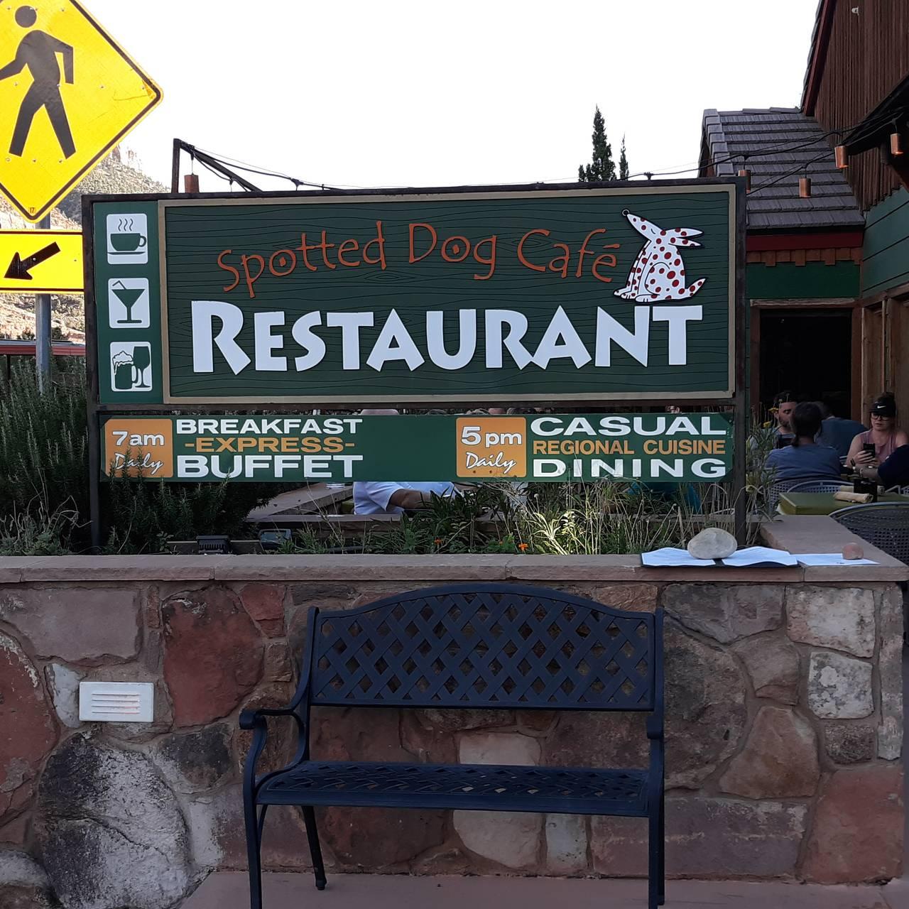 Spotted Dog Cafe Restaurant - Springdale, UT | OpenTable