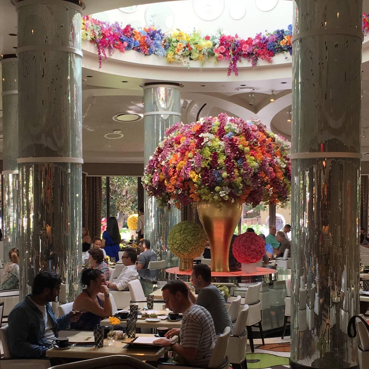 Jardin – Encore at Wynn Las Vegas Restaurant - Las Vegas, NV | OpenTable