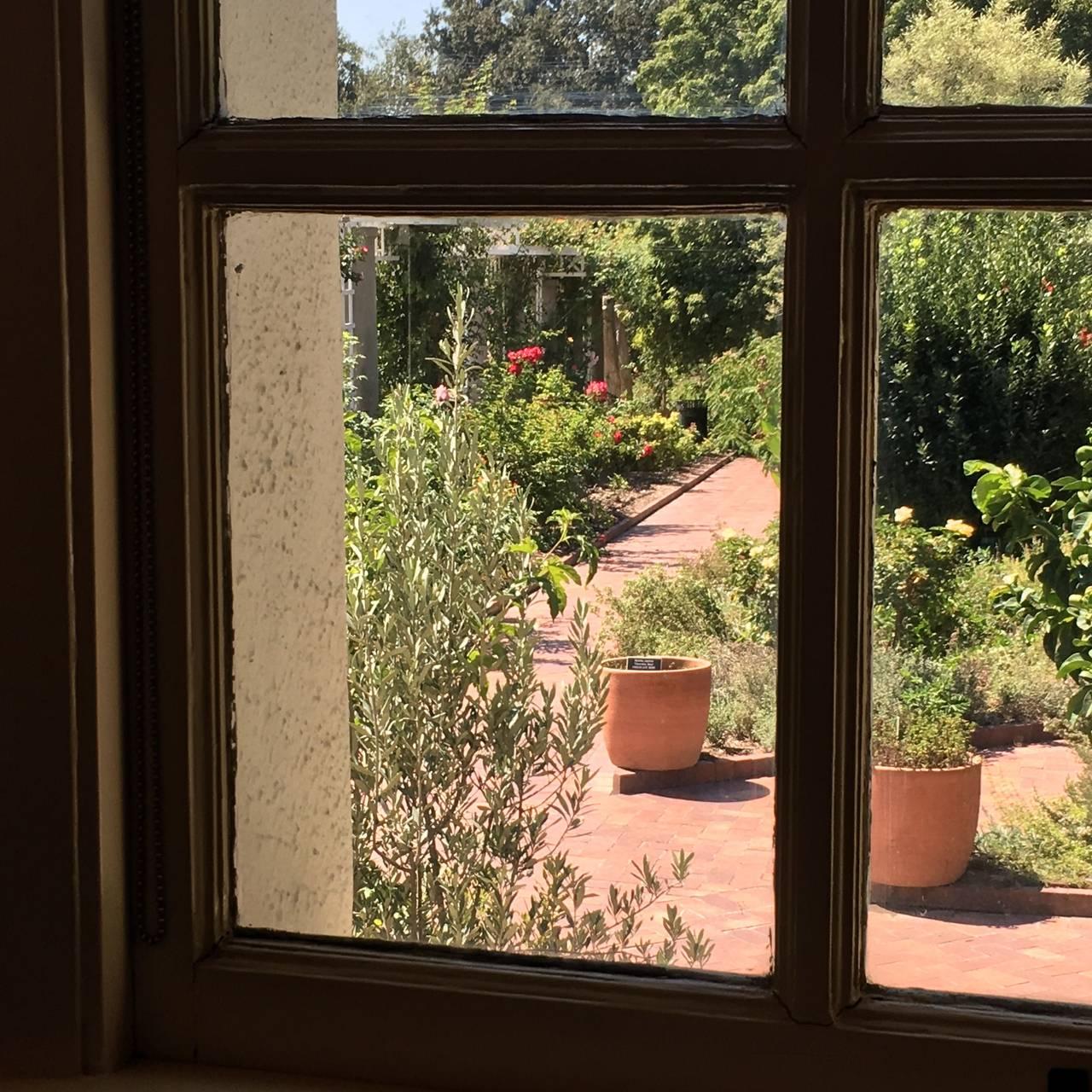 The Huntington\'s Rose Garden Tea Room Restaurant - San Marino, CA ...