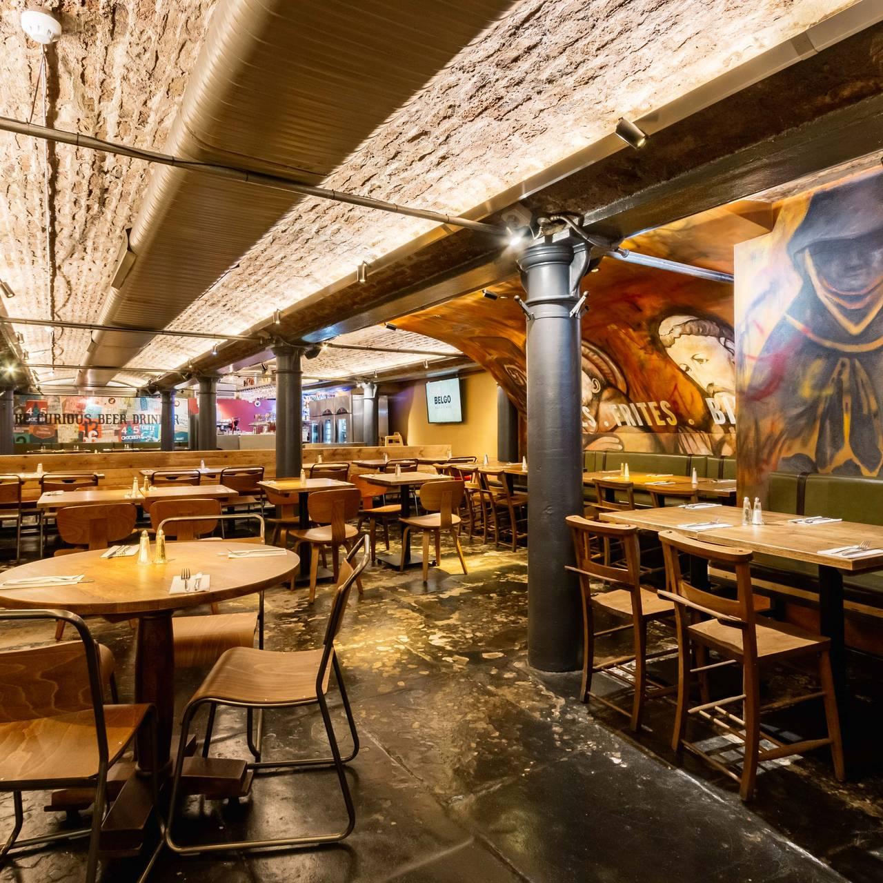 Belgo Centraal Restaurant - London, | OpenTable