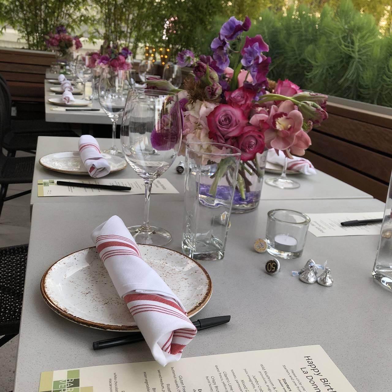 Bar Verde – Nordstrom Century City Restaurant - Los Angeles