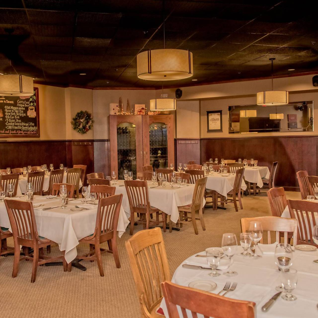 Jimmy V's Steakhouse and Tavern Restaurant - Cary, NC