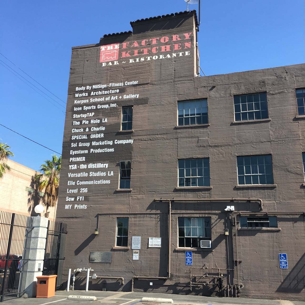 The Factory Kitchen Los Angeles Restaurant Ca Opentable