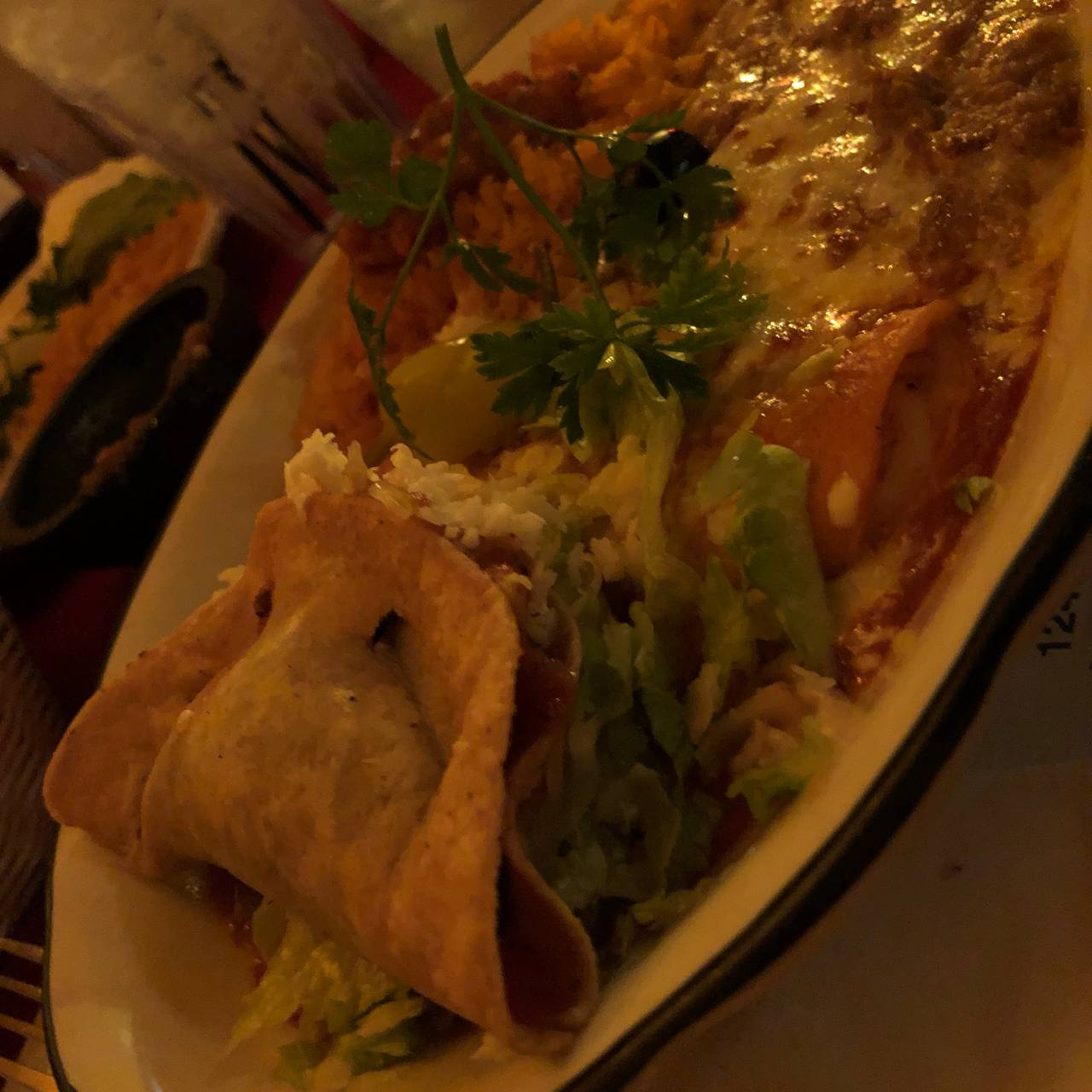 Almost Famous Chimichangas el compadre - hollywood restaurant - los angeles, ca | opentable