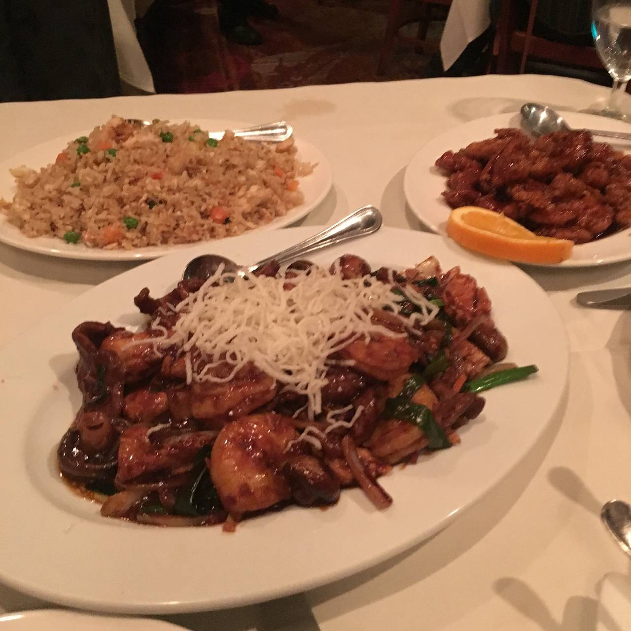 Incredible Four Winds An Asian Restaurant Bossier City La Opentable Interior Design Ideas Ghosoteloinfo