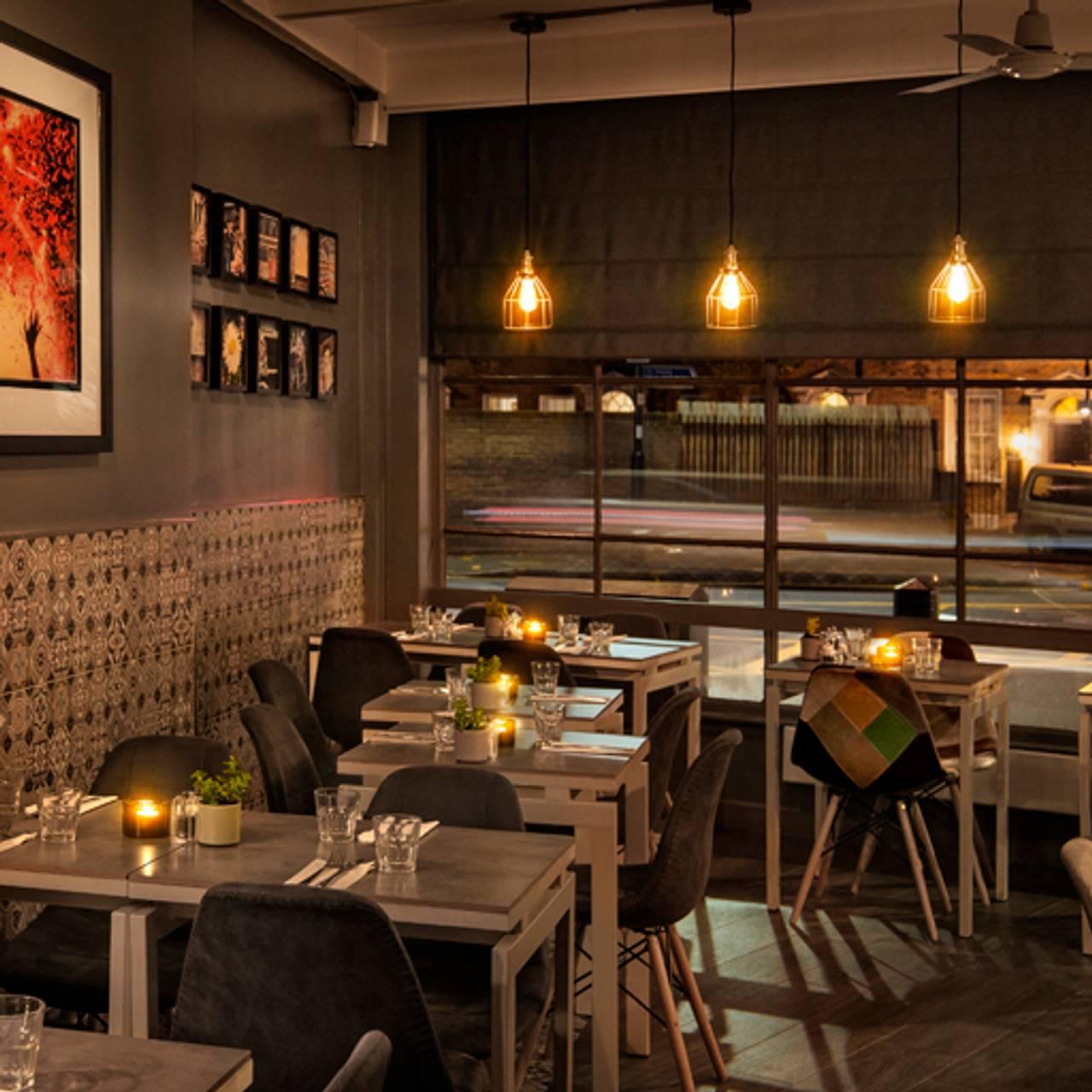 Niche Gluten Free Dining Restaurant London Opentable