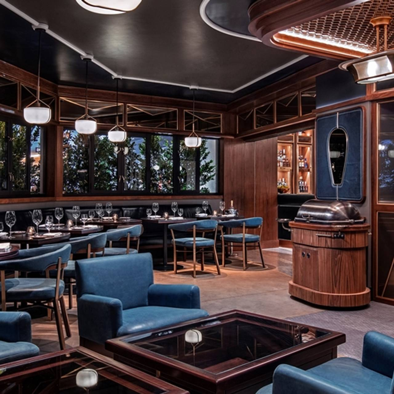 Palms casino restaurants