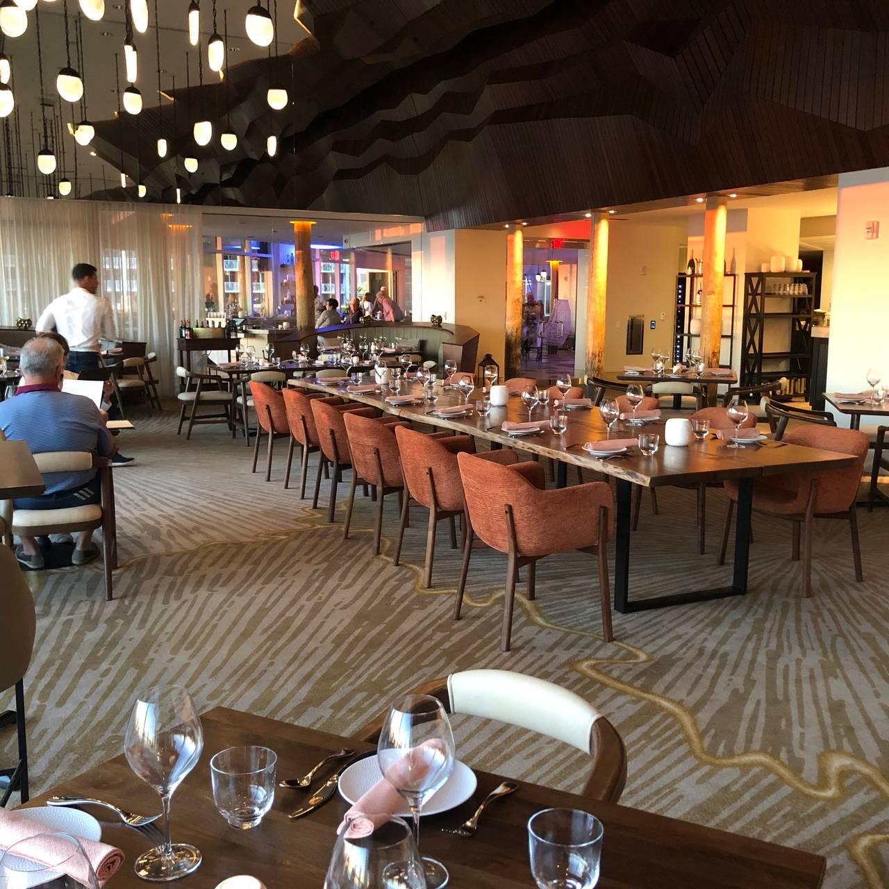Tesoro Jw Marriott Marco Island Restaurant Marco Island