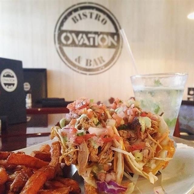 Ovation Bistro Bar Winter Haven