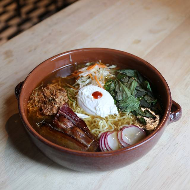 Brunch Ramen - Merchant House Dallas, Dallas, TX