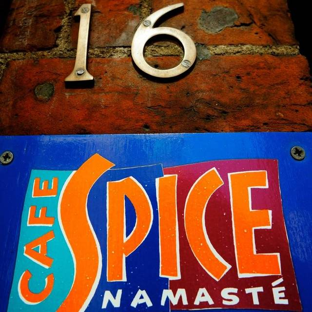 Cafe Spice Namaste, London