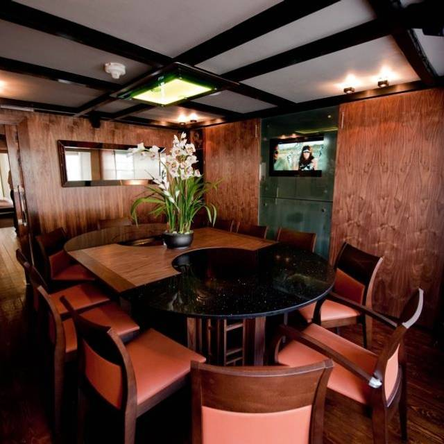 Orchid Restaurant at the Studley Hotel, Harrogate, North Yorkshire
