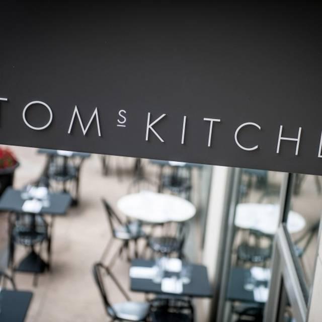 Tom's Kitchen - Canary Wharf, London