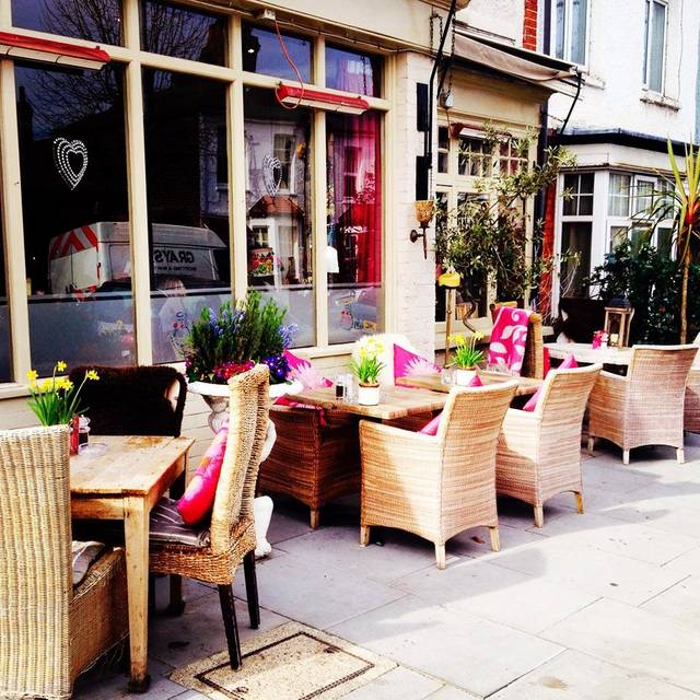Annie's-Chiswick, London