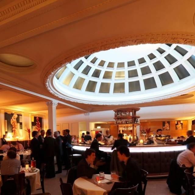 1 Lombard Street Brasserie, London
