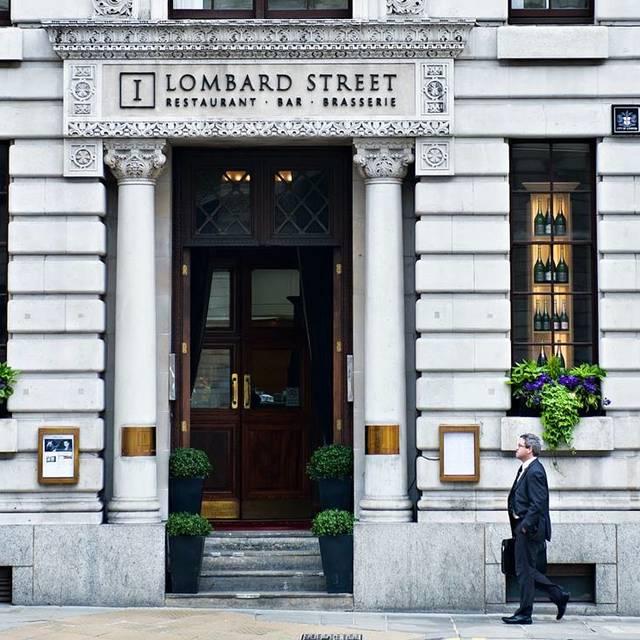 1776 @ 1 Lombard Street, London