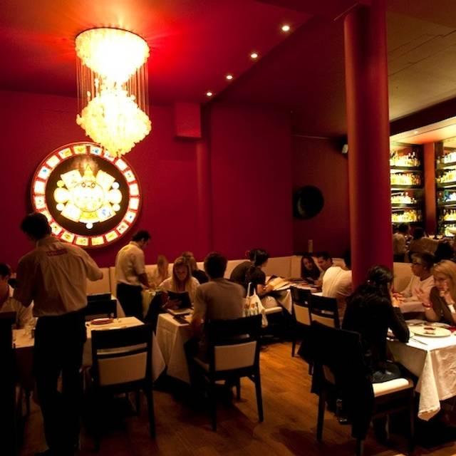 Mestizo Mexican Restaurant & Tequila Bar, London