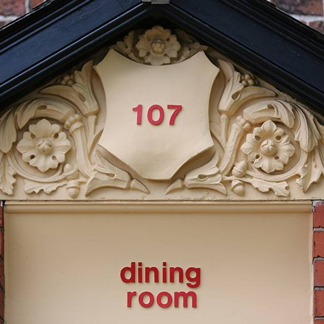 107 Dining Room, Wirral, Merseyside
