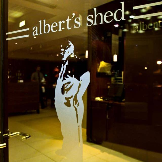 Albert's Shed, Manchester