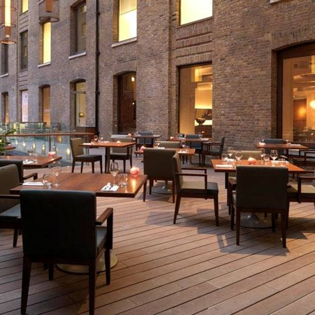 Cinnamon kitchen london opentable for New kitchen london