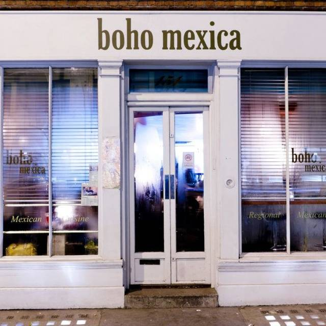 Boho Mexica, London